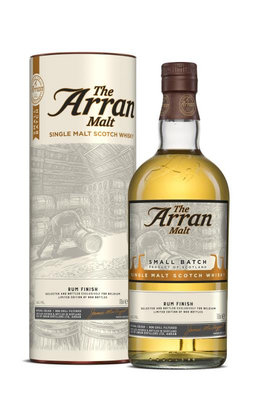 Arran Small Batch Rum Finish